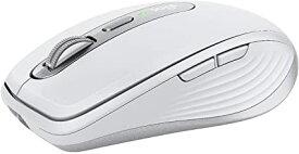 ロジクール MX ANYWHERE 3 ワイヤレス モバイルマウス for Mac MX1700M Bluetooth 高速スクロールホイール 充電式 ワイヤレスマウス 無線 マウス mac iPad OS MX1700 ペイルグレイ 国内正規品 2年