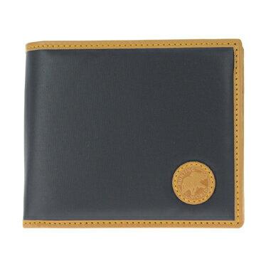 【送料無料】HUNTING WORLD ハンティングワールド二つ折り財布310-16ABATTUEOR-NVY