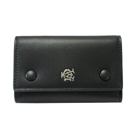 ダンヒル 財布 dunhill 6連キーケース L2XR51A ブラック【REEVES (リーブス)】【あす楽対応】【送料無料】【RCP】【楽ギフ_包装】 高級感ありプレゼントに最適【はこぽす対応商品】