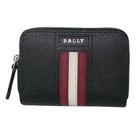 バリー 財布 BALLY コインケース 小銭入れ カード入れ TIVY.LT 6221823 ブラック 【あす楽】【送料無料】【RCP】【楽ギフ_包装】【はこぽす対応商品】