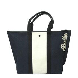 バリー BALLY キャンバストートバッグ CANVAS TOTE MD 6221574 インクブルー 【送料無料】【あす楽】【RCP】