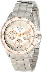 ブローバ 腕時計 レディース 96N101 Bulova Women's 96N101 Marine Star Marine Star Watchブローバ 腕時計 レディース 96N101