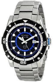 ブローバ 腕時計 メンズ 98B177 Bulova Men's 98B177 Marine Star Stainless Steel Watchブローバ 腕時計 メンズ 98B177