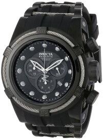 インヴィクタ インビクタ ボルト 腕時計 メンズ 14940 【送料無料】Invicta Men's 14940 Bolt Analog Display Swiss Quartz Black Watchインヴィクタ インビクタ ボルト 腕時計 メンズ 14940