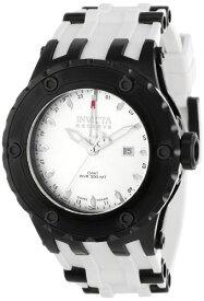 インヴィクタ インビクタ サブアクア 腕時計 メンズ 12056 Invicta Men's 12056 Subaqua Reserve GMT Silver Dial White Rubber Watchインヴィクタ インビクタ サブアクア 腕時計 メンズ 12056