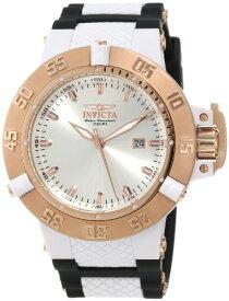 インヴィクタ インビクタ サブアクア 腕時計 メンズ 10117 Invicta Men's 10117 Subaqua Noma III Silver White Sunray Dial Watchインヴィクタ インビクタ サブアクア 腕時計 メンズ 10117
