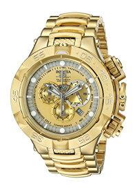 インヴィクタ インビクタ サブアクア 腕時計 メンズ 15919 Invicta Men's 15919 Subaqua Analog Display Swiss Quartz Gold Watchインヴィクタ インビクタ サブアクア 腕時計 メンズ 15919