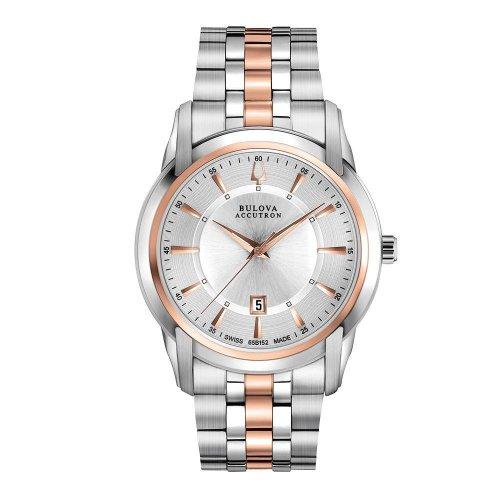 ブローバ 腕時計 メンズ 65B152 Bulova Accutron Sorengo Men's Quartz Watch 65B152ブローバ 腕時計 メンズ 65B152