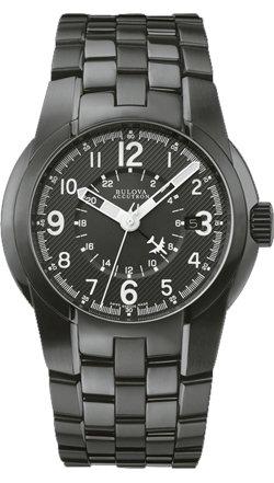 ブローバ 腕時計 メンズ 65B005 Bulova Accutron Eagle Pilot Men's Automatic Watch 65B005ブローバ 腕時計 メンズ 65B005