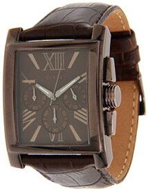 ゲス GUESS 腕時計 レディース #N/A Guess Men's U0010G3 Brown Crocodile Leather Quartz Watch with Brown Dialゲス GUESS 腕時計 レディース #N/A