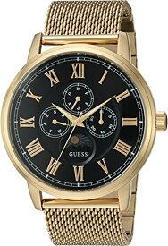 ゲス GUESS 腕時計 メンズ U0871G2 GUESS Men's Stainless Steel Mesh Bracelet Watch, Color: Gold-Tone (Model: U0871G2)ゲス GUESS 腕時計 メンズ U0871G2