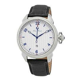 腕時計 ルシアンピカール メンズ LP-40053-02S 【送料無料】Lucien Piccard Trevi Silver Dial Men's Watch 40053-02S腕時計 ルシアンピカール メンズ LP-40053-02S