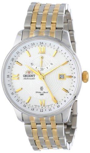 オリエント 腕時計 メンズ FDJ02001W0 Orient Men's FDJ02001W0 Constellation Analog Japanese-Automatic Silver Watchオリエント 腕時計 メンズ FDJ02001W0