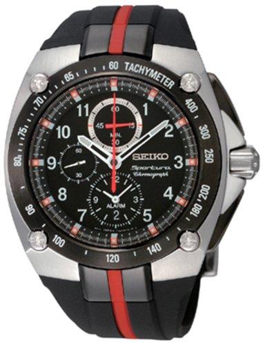 セイコー 腕時計 メンズ SNAE07 Seiko Men's SNAE07 Sportura Chronograph Watchセイコー 腕時計 メンズ SNAE07