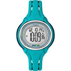 腕時計 タイメックス レディース TW5K90600 【送料無料】Timex Women's TW5K906009J Ironman Sleek 50 Pool Blue Silicone Strap Watch腕時計 タイメックス レディース TW5K90600