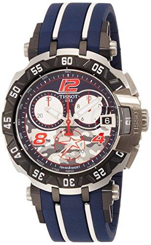ティソ 腕時計 メンズ T0924172705703 Tissot T0924172705703 T-Race Quartz Nicky Hayden Limited Edition 2016ティソ 腕時計 メンズ T0924172705703
