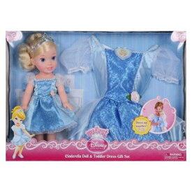 シンデレラ ディズニープリンセス My First Disney Princess Cinderella Doll & Toddler Dress Gift Setシンデレラ ディズニープリンセス