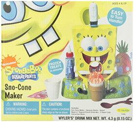 スポンジボブ カートゥーンネットワーク Spongebob キャラクター アメリカ限定多数 550 【送料無料】SpongeBob SquarePants Sno Cone Makerスポンジボブ カートゥーンネットワーク Spongebob キャラクター アメリカ限定多数 550