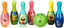 スポンジボブ カートゥーンネットワーク Spongebob キャラクター アメリカ限定多数 【送料無料】Nickelodeon Spongebob Squarepants Bowling Set Multiスポンジボブ カートゥーンネットワーク Spongebob キャラクター アメリカ限定多数