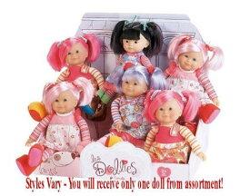 """コロール 赤ちゃん 人形 ベビー人形 ASST 【送料無料】Corolle Les Trendies 16"""" Doll (Single Doll) Styles will varyコロール 赤ちゃん 人形 ベビー人形 ASST"""
