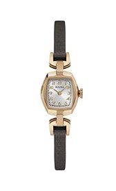 ブローバ 腕時計 レディース 97L154 Bulova Women's Quartz Stainless Steel and Brown Leather Dress Watch (Model: 97L154)ブローバ 腕時計 レディース 97L154