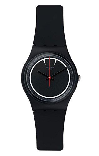 スウォッチ 腕時計 メンズ GB294 Swatch Boy's Originals GB294 Black Silicone Swiss Quartz Watchスウォッチ 腕時計 メンズ GB294