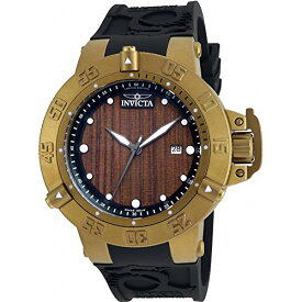 インヴィクタ インビクタ サブアクア 腕時計 メンズ 19642 Invicta Men's Subaqua Stainless Steel Swiss-Quartz Watch with Silicone Strap, Black, 28 (Model: 19642)インヴィクタ インビクタ サブアクア 腕時計 メンズ 19642
