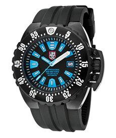 ルミノックス アメリカ海軍SEAL部隊 ミリタリーウォッチ 腕時計 メンズ LUMINOX-1503-S1 Luminox 1503-S1 Men's Deep Diver 1500 Series Automatic Black Polyurethane Blue Accenルミノックス アメリカ海軍SEAL部隊 ミリタリーウォッチ 腕時計 メンズ LUMINOX-1503-S1
