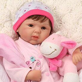 【送料無料】【即納】パラダイスギャラリーズ まるで生きているようなリアルベビー人形 21073100 トールドリームアンサンブル お世話セット女の子 赤ちゃん 身長48cm