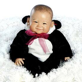 パラダイスギャラリーズ 赤ちゃん リアル 本物そっくり おままごと 【送料無料】Paradise Galleries Reborn Asian Baby Doll, 20 inch Realistic Girl Doll Su-lin in GentleTouch Vinyl & Weighパラダイスギャラリーズ 赤ちゃん リアル 本物そっくり おままごと