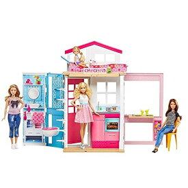 バービー バービー人形 日本未発売 プレイセット アクセサリ DVV47 【送料無料】Barbie 2-Story House with Furniture & Accessoriesバービー バービー人形 日本未発売 プレイセット アクセサリ DVV47
