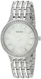 ブローバ 腕時計 レディース 96L242 Bulova Women's 96L242 Swarovski Crystal Stainless Steel Watchブローバ 腕時計 レディース 96L242