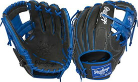 """グローブ 内野手用ミット ローリングス 野球 ベースボール 【送料無料】Rawlings Heart of The Hide ColorSync 11.75"""" Baseball Glove Right Black/Blue 11.75グローブ 内野手用ミット ローリングス 野球 ベースボール"""