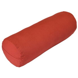 ヨガ フィットネス A242BOLMAR01 【送料無料】YogaDirect Supportive Round Cotton Yoga Bolster, Maroonヨガ フィットネス A242BOLMAR01