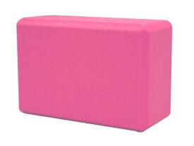 ヨガブロック フィットネス A241BLKPIN4L 【送料無料】Yoga Direct 4-Inch Deluxe Foam Yoga Block, Pinkヨガブロック フィットネス A241BLKPIN4L