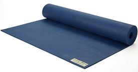 ヨガマット フィットネス 874MB 【送料無料】Jade Yoga Travel Yoga Mat - Sustainable Travel Yoga Mat with Great Grip to Help Hold Your Pose (74 Inch - Color: Midnight Blue)ヨガマット フィットネス 874MB