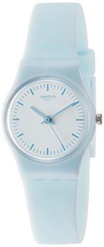スウォッチ 腕時計 レディース LL119 Swatch Originals Clearsky White Dial Silicone Strap Ladies Watch LL119スウォッチ 腕時計 レディース LL119