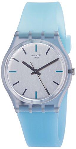 スウォッチ 腕時計 レディース GM185 Swatch Sea-Pool Ladies Silicone Strap Watch Gm185スウォッチ 腕時計 レディース GM185