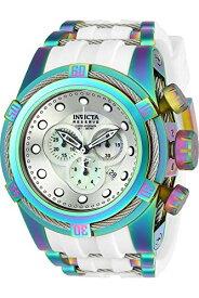 インヴィクタ インビクタ リザーブ 腕時計 メンズ 22842 【送料無料】Invicta Men's Bolt Quartz Watch with Stainless Steel Strap, White, 36.8 (Model: 22842)インヴィクタ インビクタ リザーブ 腕時計 メンズ 22842