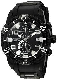 インヴィクタ インビクタ ボルト 腕時計 メンズ 24220 Invicta Men's Bolt Stainless Steel Quartz Watch with Silicone Strap, Black, 26 (Model: 24220)インヴィクタ インビクタ ボルト 腕時計 メンズ 24220