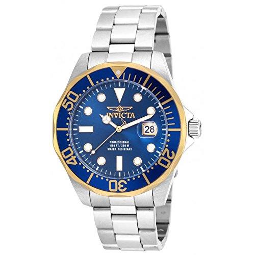 インヴィクタ インビクタ プロダイバー 腕時計 メンズ 18732 Invicta Men's 18732 Pro Diver Analog Display Swiss Quartz Silver Watchインヴィクタ インビクタ プロダイバー 腕時計 メンズ 18732