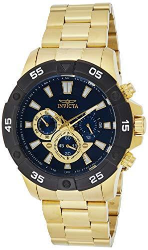 インヴィクタ インビクタ プロダイバー 腕時計 メンズ 24585 Invicta Men's 'Pro Diver' Quartz Stainless Steel Casual Watch, Color:Gold-Toned (Model: 24585)インヴィクタ インビクタ プロダイバー 腕時計 メンズ 24585