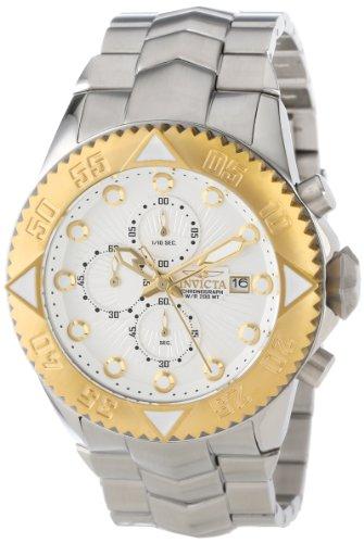 インヴィクタ インビクタ プロダイバー 腕時計 メンズ 13099 Invicta Men's 13099 Pro Diver Chronograph Silver Textured Dial Stainless Steel Watchインヴィクタ インビクタ プロダイバー 腕時計 メンズ 13099