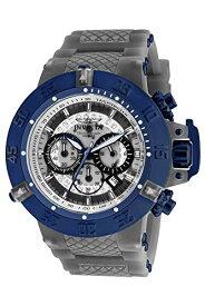 インヴィクタ インビクタ サブアクア 腕時計 メンズ 24371 Invicta Men's Subaqua Stainless Steel Quartz Watch with Silicone Strap, Grey, 28 (Model: 24371)インヴィクタ インビクタ サブアクア 腕時計 メンズ 24371