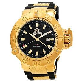 インヴィクタ インビクタ サブアクア 腕時計 メンズ 1149 Invicta Subaqua III Yellow Gold Watchインヴィクタ インビクタ サブアクア 腕時計 メンズ 1149