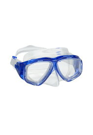 シュノーケリング マリンスポーツ 7530333-Blue-1SZ 【送料無料】Speedo Unisex-Youth Adventure Swim Mask Juniorシュノーケリング マリンスポーツ 7530333-Blue-1SZ