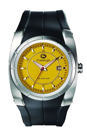 フリースタイル 腕時計 メンズ FS40335 Freestyle Men's FS40335 Bishop Polyurethane Watchフリースタイル 腕時計 メンズ FS40335