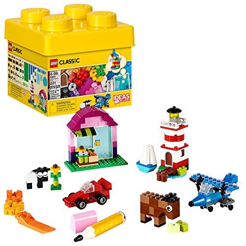 レゴ 6101959 LEGO Classic Creative Bricks 10692 Building Blocks, Learning Toyレゴ 6101959
