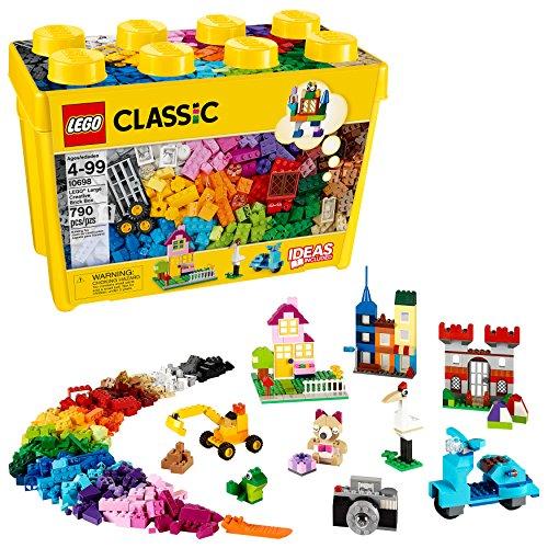 レゴ 6102215 LEGO Classic Large Creative Brick Box 10698レゴ 6102215