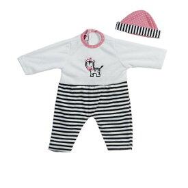 アドラベビードール 赤ちゃん リアル 本物そっくり おままごと 20153008 【送料無料】Adora Giggle Time Baby Doll Zebra Stripes Outfitアドラベビードール 赤ちゃん リアル 本物そっくり おままごと 20153008